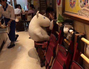 【学生におすすめ夕方からのスカイツリーデート】プラネタリウムにムーミンカフェのデートプラン♡