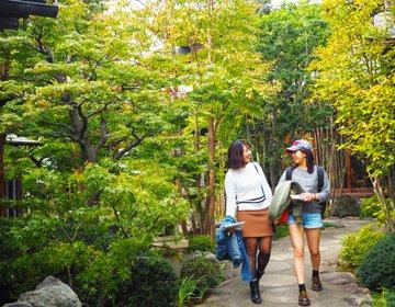 【東村山・パワースポット巡り♡前編】パワースポット・グルメ・自然…東京都内とは思えない癒し空間♡
