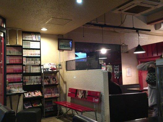 カフェメルス 猪子石店