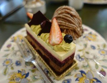 【食べログ高得点の水戸のおいしいスイーツやさん・ルブラン】素敵なカフェもあり、コスパも最高!
