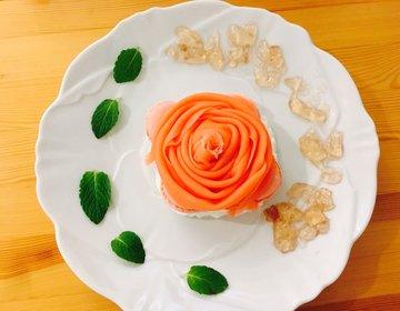 可愛いとSNSで話題!下北沢カフェ「ティント」でバラのオムライスやデザートを堪能♡