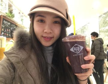 渋谷ヒカリエ『Acai Cafe(アサイーカフェ)』腸活始めて女子力UP!美容甘酒スムージー