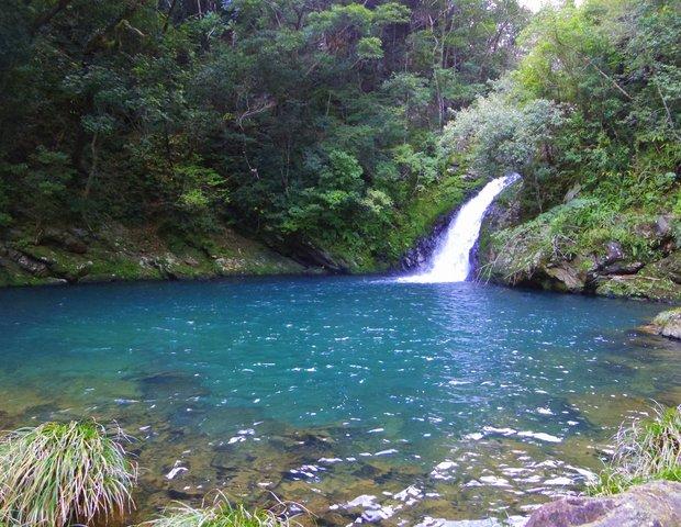 マテリヤの滝