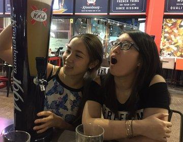シンガポール〜リーズナブルに夜遊び『Fumee Deli Restaurant』地元が勧めるバー