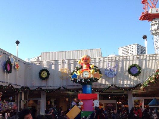 横浜アンパンマンこどもミュージアム&モール