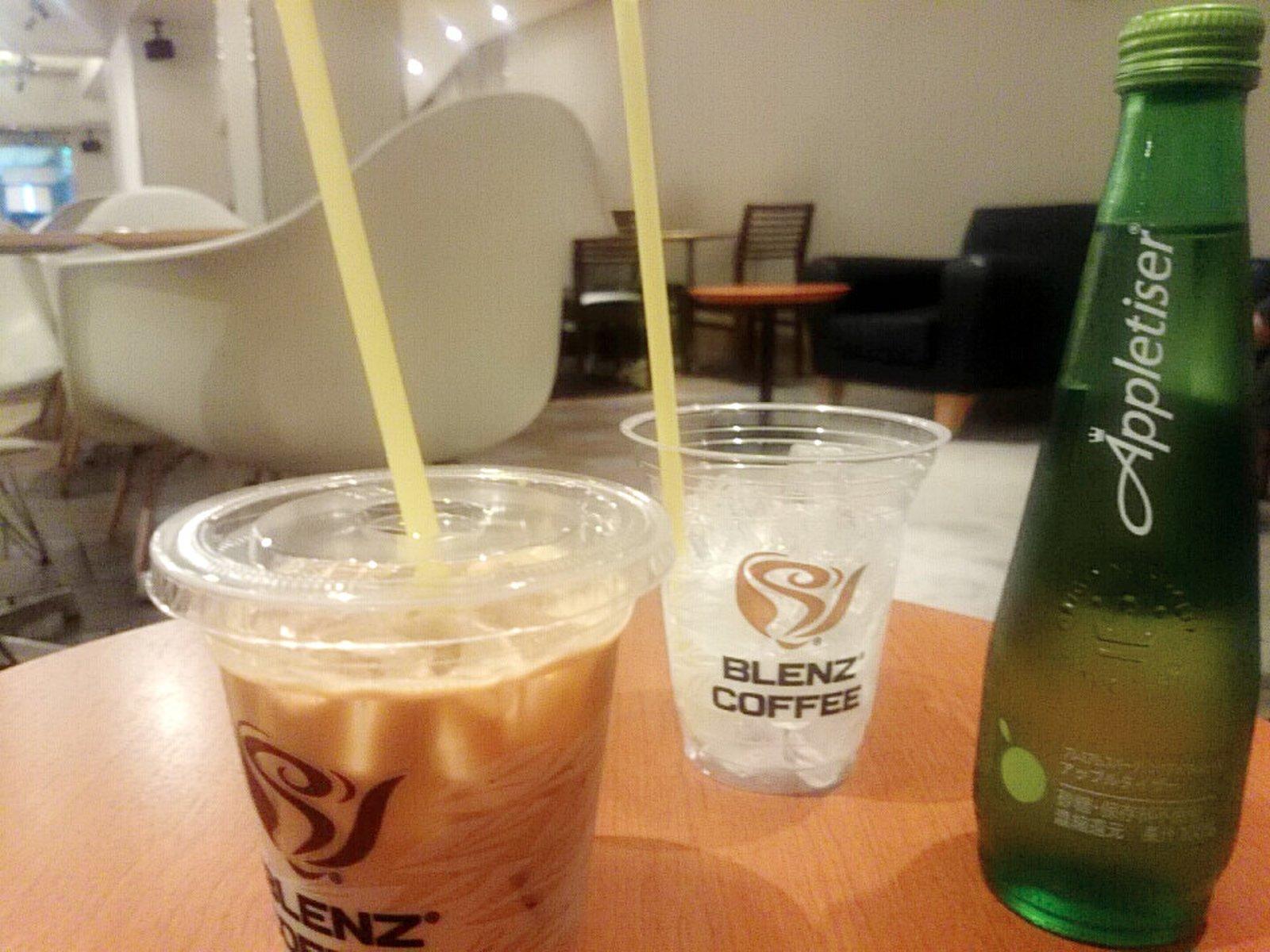 ブレンズコーヒー 青山花茂店