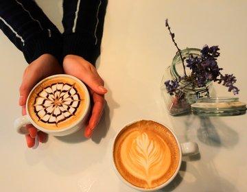 梅田スカイビル付近!電源とwifi完備で作業にぴったり♩自家焙煎のコーヒーが楽しめる穴場カフェ