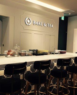 サロン ベイクアンドティー(SALON BAKE&TEA)