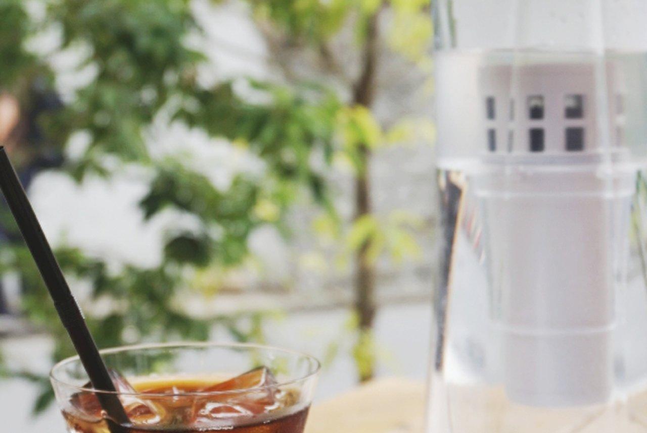 MIZUcafé PRODUCED BY Cleansui