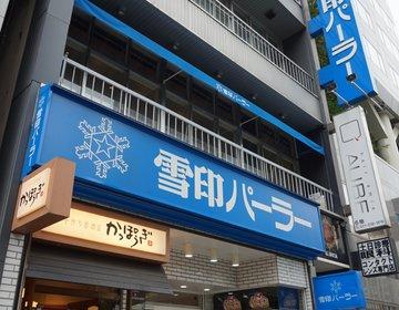 【札幌】雪印パーラー札幌本店!