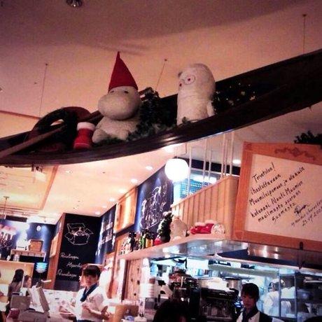 ムーミン ベーカリー&カフェ 東京ドームシティ ラクーア店