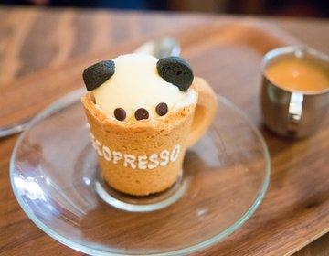 クッキーカップでエコプレッソ!大阪「アールジェイカフェ」が可愛いとSNSで話題♡