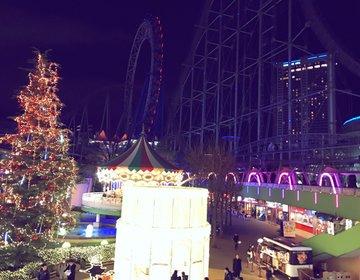 【後楽園】デートに持ってこい♡東京ドームシティでロマンチックデート!