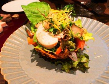 仕事帰りに立ち寄りたい!阪神西宮駅にあるコスパ抜群の創作レストランとおしゃれな夜カフェ!