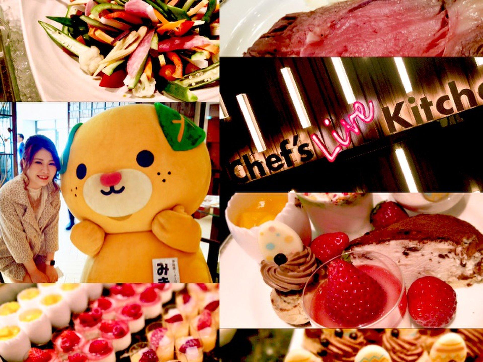 まだ間に合うGW食べ放題レストラン!お寿司も天ぷらもローストビーフも!豪華なブュッフェで大満足