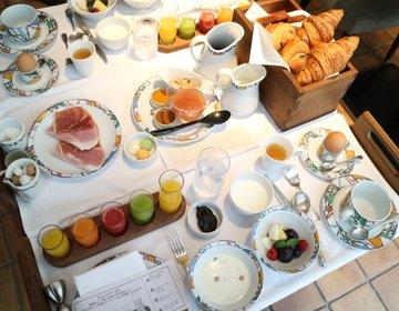 記念日にぴったり!神戸北野ホテル「世界一の朝食」ではじまる素晴らしい朝