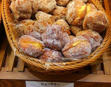 赤羽の駅構内にある「Felts赤羽店」美味しいパンとコーヒーをいただけるエキナカ店です