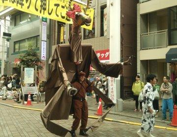 【東京都北区最大の祭り】赤羽馬鹿祭りを楽しむプラン!