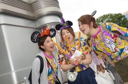 東京ディズニーランド(c)