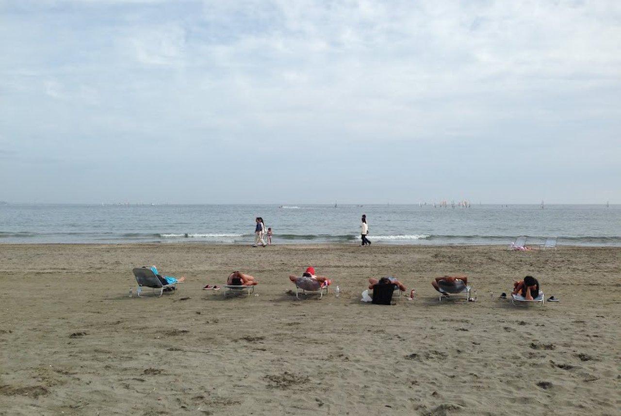 由比ヶ浜海岸