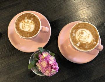 インスタ映えする蔵前エリア周辺♡ラテアートのかわいい蔵前カフェ