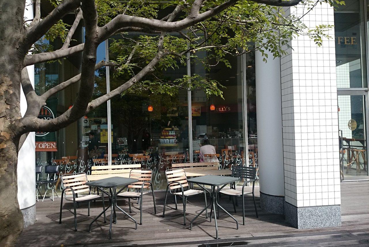 タリーズコーヒー 横浜みなとみらいビジネススクエア店