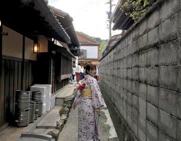 【三重】この夏行きたい!着物を着てフォトジェニックな伊勢神宮食べ歩きデートを楽しもう♡