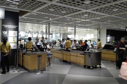 IKEAレストラン 神戸