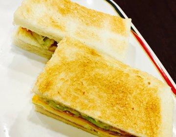 【名古屋で行きたい喫茶店】有名喫茶コンパルで食べる名古屋モーニング