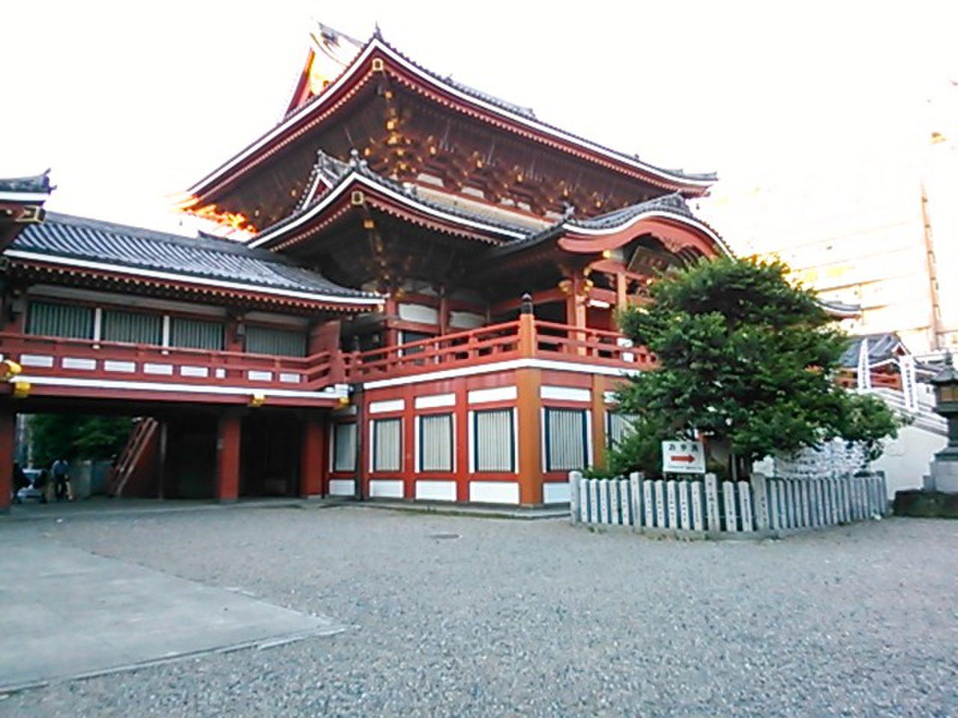 名古屋☆楽しい食べ歩き大須観音♪何でもあり・・・びっくりしますよ~