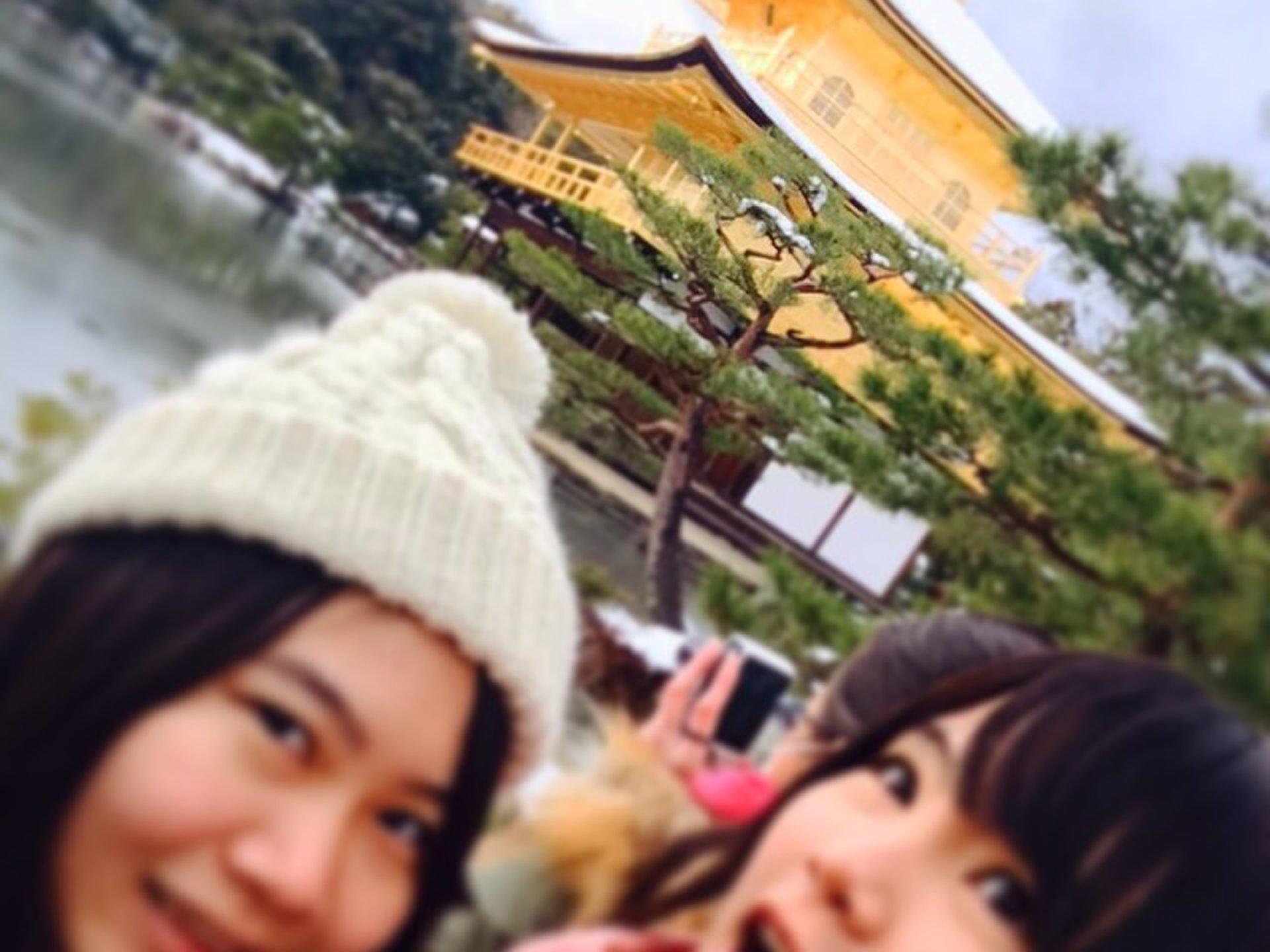 美しすぎると話題!冬の金閣寺に行ってきました!