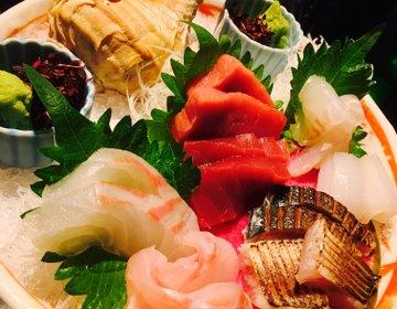 表参道駅近で接待や会食、デートに使える海鮮・創作料理「こころ」