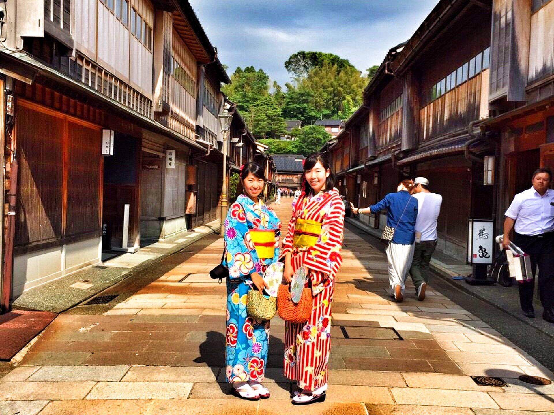"""【そうだ、""""小京都""""へ行こう。】日本の和を感じてみませんか?"""