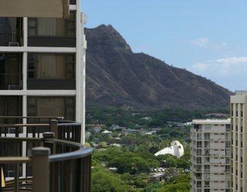 ハワイ旅♡絶景ホテル~ヒルトンワイキキビーチ宿泊