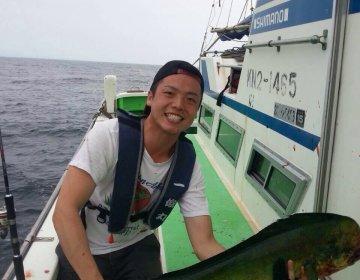 釣り・ロマンを求めて夏の相模湾シイラ編