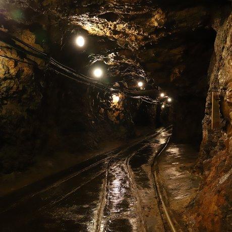 史跡尾去沢鉱山