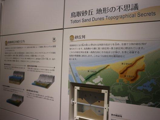 鳥取砂丘ビジターセンター