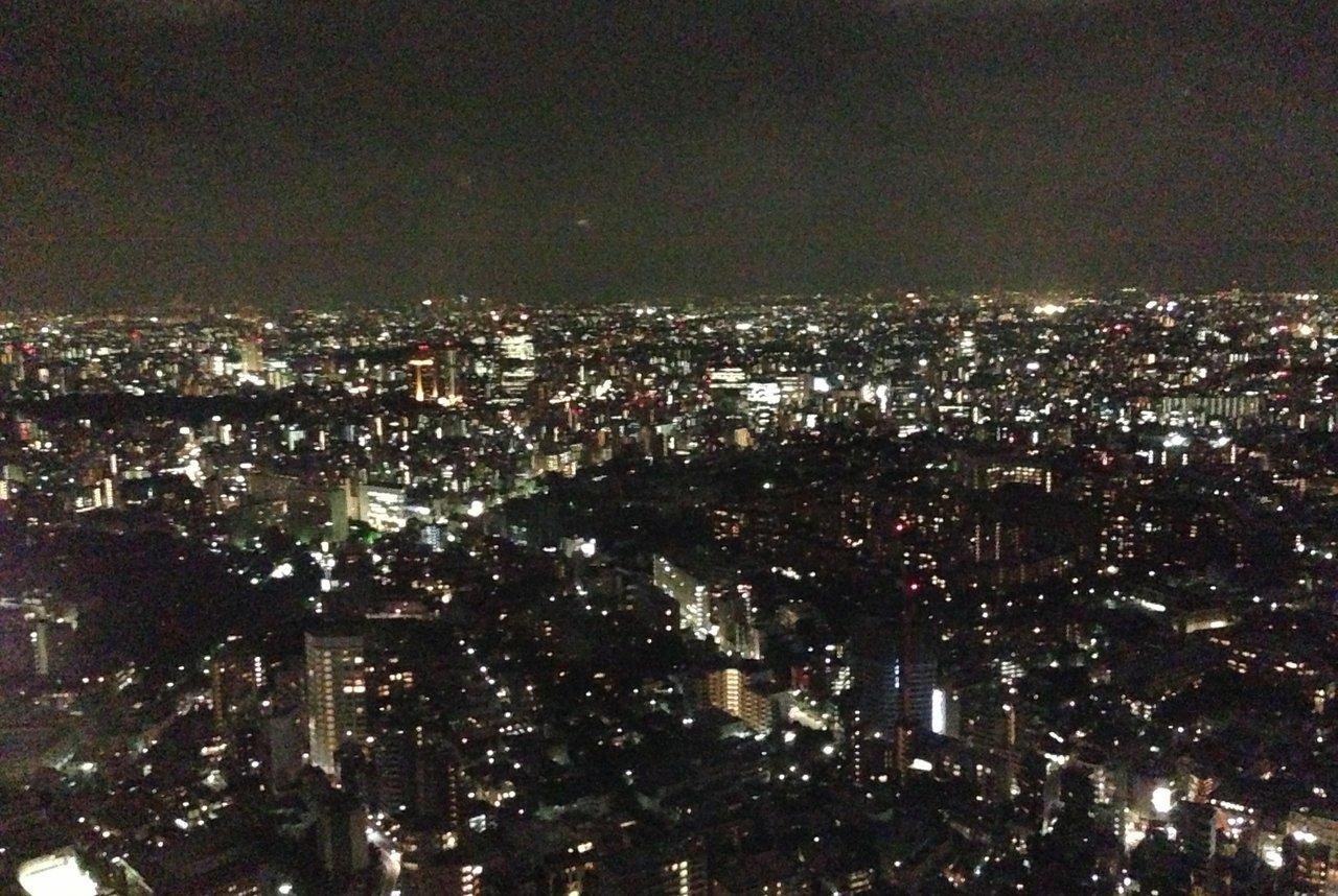 東京スカイツリー 天望デッキ