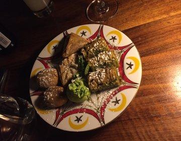 【ロンドンピカデリーサーカスオックスフォードストリート】モロッコ料理Momoに行ってきた!!