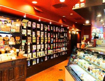 【道頓堀・老舗】芸能人御用達!お土産にもオススメな焼き菓子と絶品モンブランが味わえるお店♡