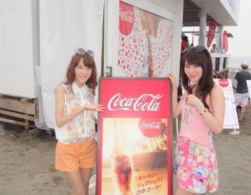 夏だ!海だ!由比ヶ浜海の家でコンツアーボトル体験からのテラスハウス!長谷・坂の下カフェ巡り♪