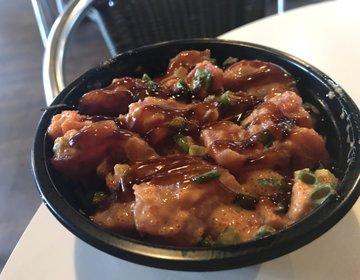 ハワイの安くて美味しい大人気アヒポキ丼レストラン!パイナカフェのおすすめメニュー!