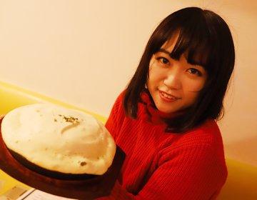 高円寺激アツグルメ!白いオムライスならぬ、ふわシュワハンバーグ⁉