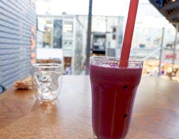 【原宿駅】土日でも空いている穴場カフェを発見!おいしいパンケーキとタピオカ専門店です。