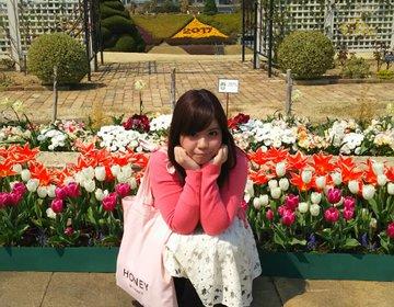 季節の花が一年中楽しめる♡はままつフラワーパークへ行ってみませんか?