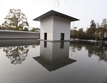 金沢に来たら必見! 禅(ZEN)を世界に広めた哲学者の思想に触れられるミュージアム「鈴木大拙館」へ!