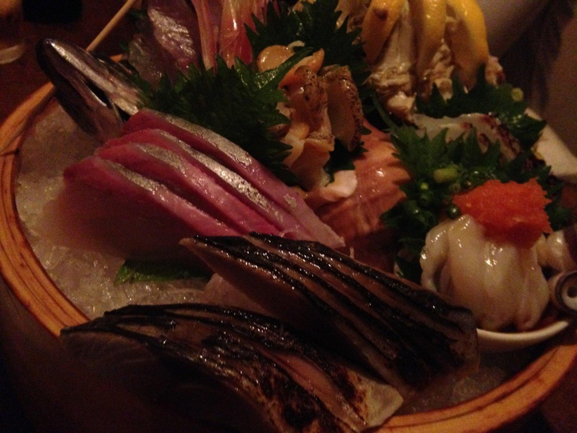 捕れたて!さばきたて!新鮮な海の幸を飲み会で思う存分食べられる!【渋谷周辺の居酒屋】
