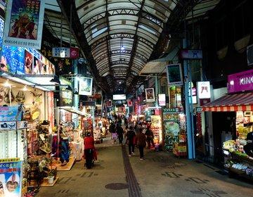沖縄旅行/那覇国際通り近辺のローカル色が強い穴場な通り!街歩きデートプラン