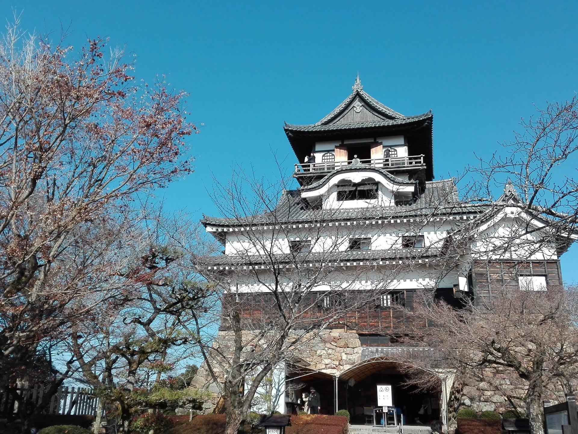 戦国にタイムスリップ?さすが!国宝「犬山城」本物のお城の迫力は圧巻