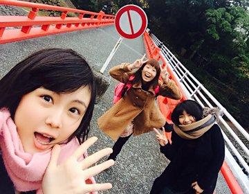 箱根温泉を日帰りで楽しむ女子会プラン!箱根で美味しいランチや観光スポット♡